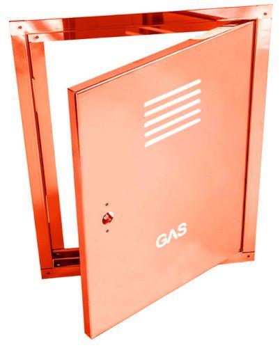 sportello rame gas