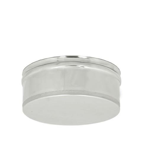 Accessori fumisteria acciaio inox roma vendita online tappo inox aisi 304 cieco per - Aspiratori per bagno cieco ...