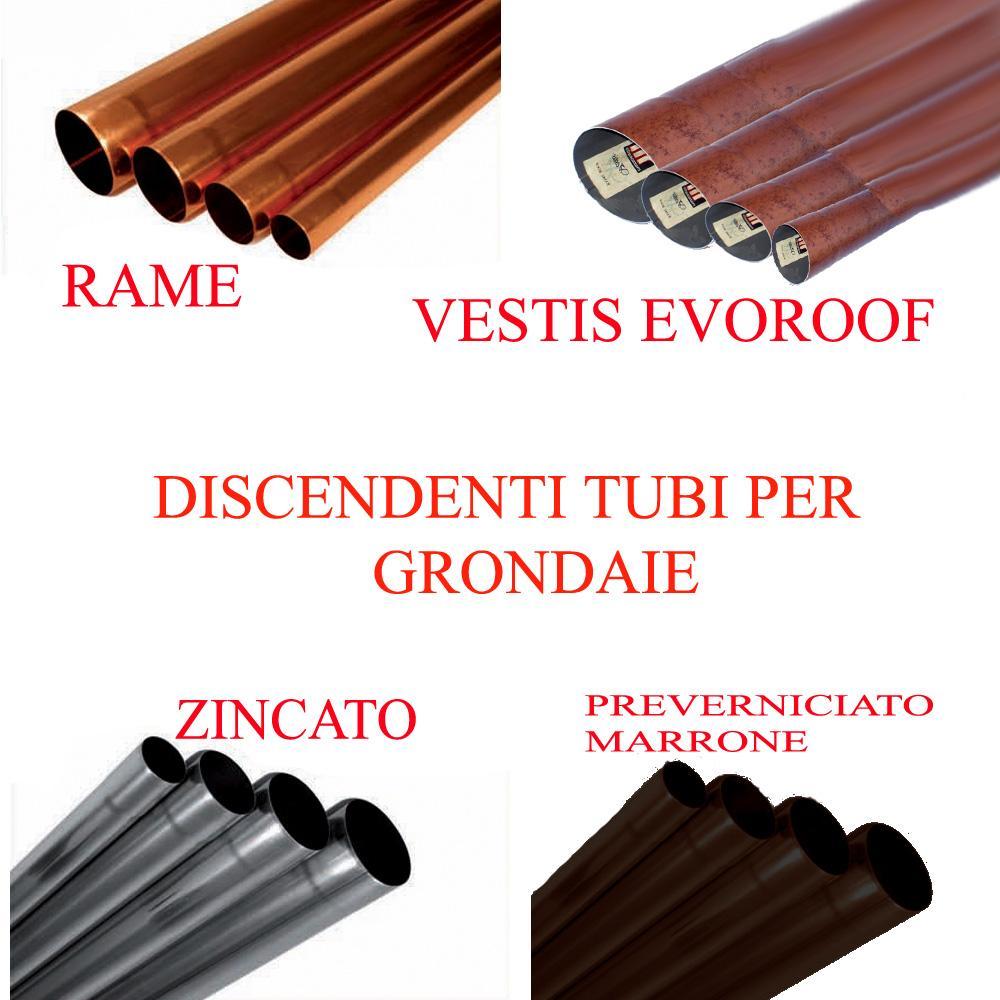 Lattoneria tubi e grondaie roma vendita online for Rubinetti per tubi di rame