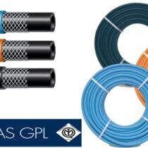 TUBO GAS GPL