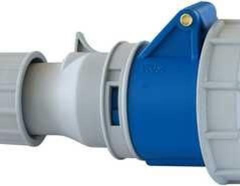 Accessori elettrici roma vendita online presa cee 230 v for Linee d acqua in plastica vs rame